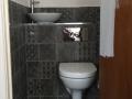 Toilet fitout
