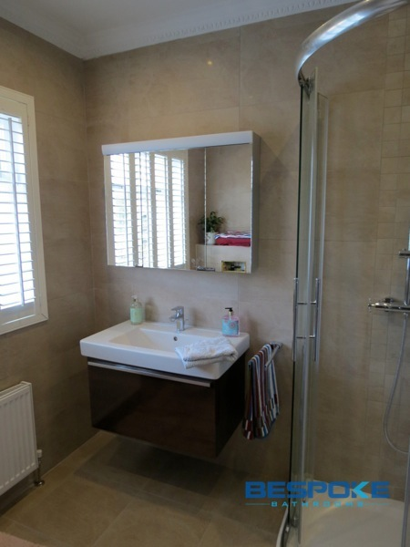 Bespoke bathrooms dublin ensuite bathroom design tips for Bathroom design dublin