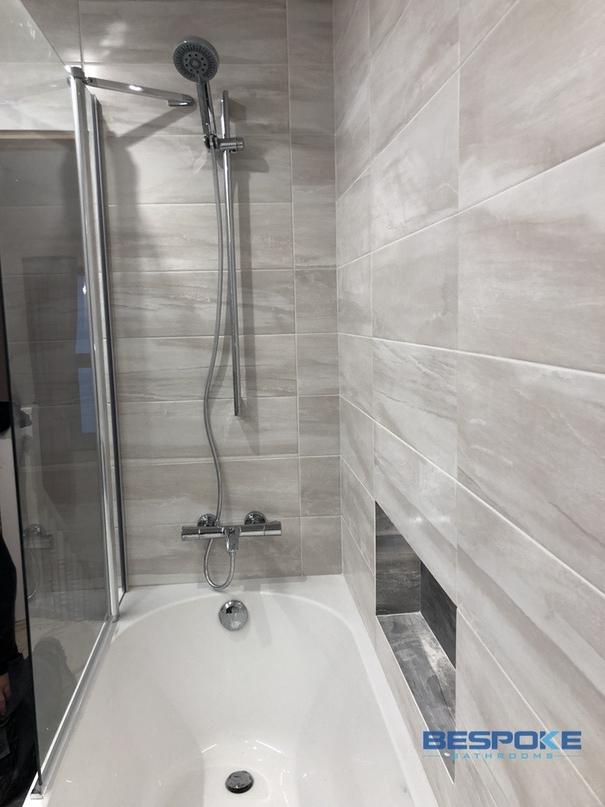 Castelknock bathroom renovation after complete renovation