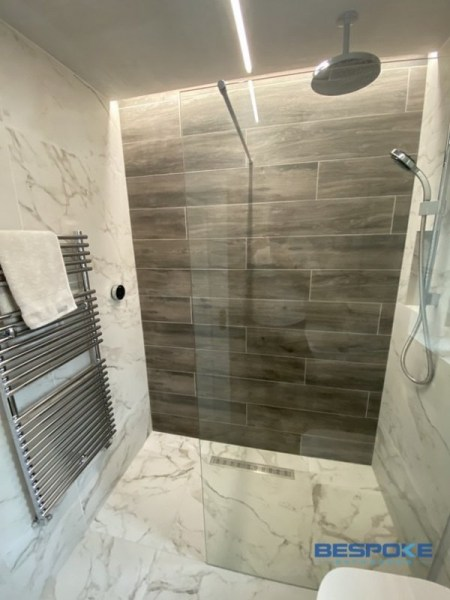 Dublin 15 luxury wetroom