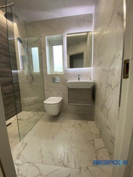 Dublin 15 bathroom makeover