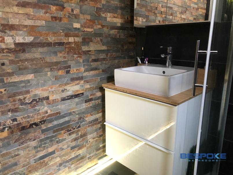 rathfarnham ensuite shower install summer 2018