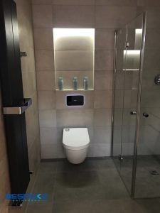 wedi wet room installers