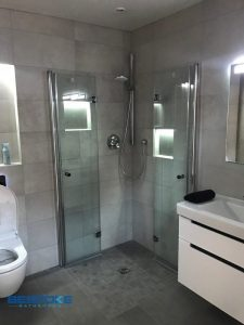 wedi wet room installers dublin