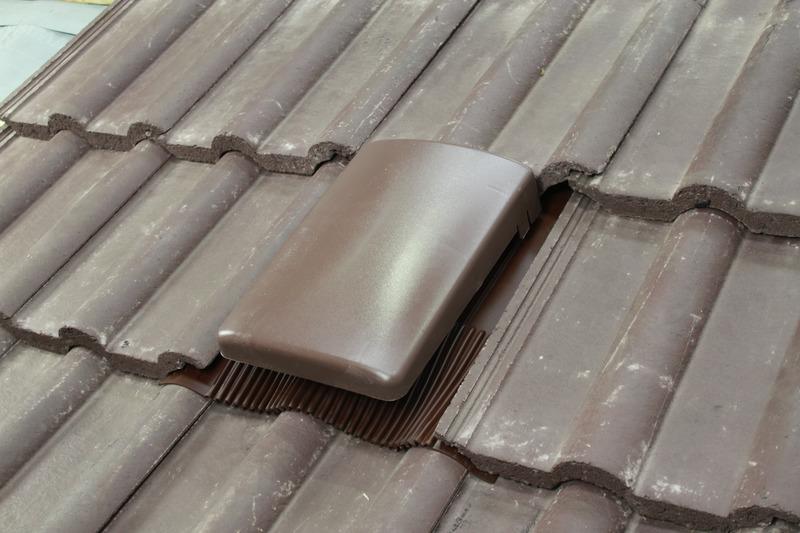 Can a bathroom vent into the attic?